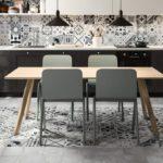 Ambientazione di un Pavimento in Grès per la Cucina by Casalgrande Padana