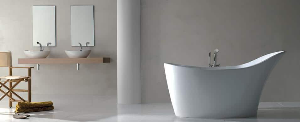 Vasche Da Bagno Gli Ultimi Trend Per Un Bagno Confortevole E Di Design Magazzino Della Piastrella E Del Bagno Firenze